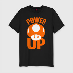 Mario power up