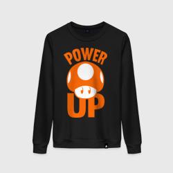 Mario power up