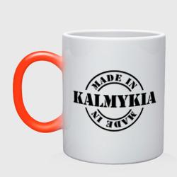 Made in Kalmykia (сделано в Калмыкии)