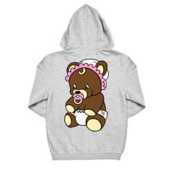 Ребенок медвежонок