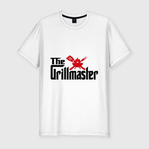 Мужская футболка премиум  Фото 01, The Grillmaster