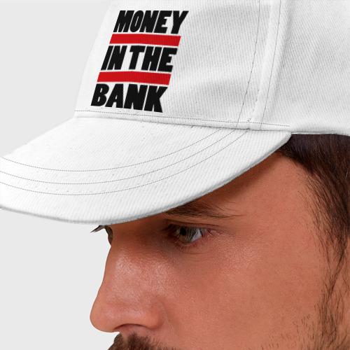 Бейсболка  Фото 01, Деньги в банке
