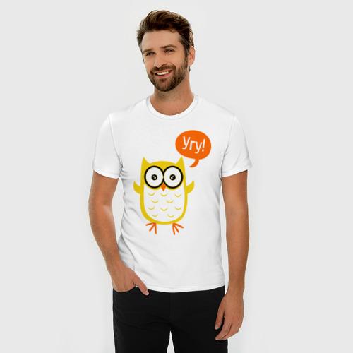 Мужская футболка премиум  Фото 03, Угу!