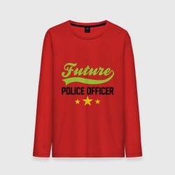 Будущий офицер полиции