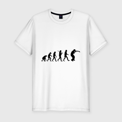 Мужская футболка премиум  Фото 01, eminem revolution