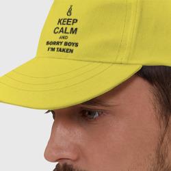 Keep calm and sorry boys i'm taken
