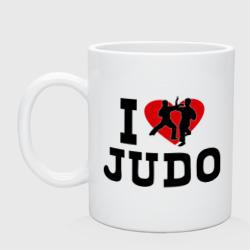 Я люблю дзюдо