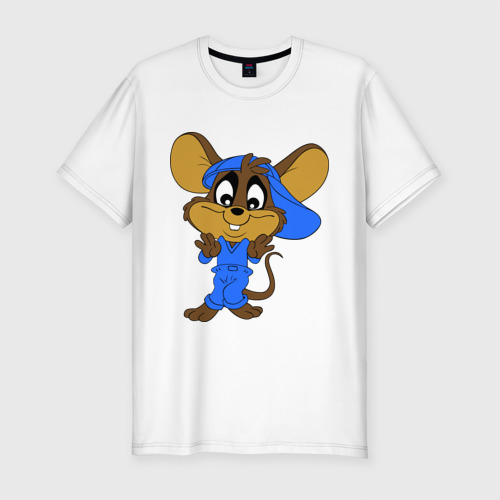 Мужская футболка премиум  Фото 01, мышка