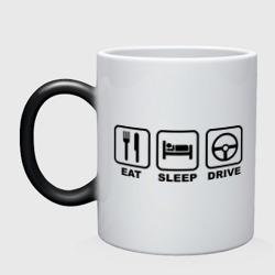 Eat Sleep Drive