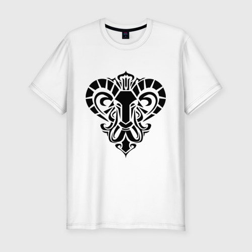 Мужская футболка премиум  Фото 01, Овен