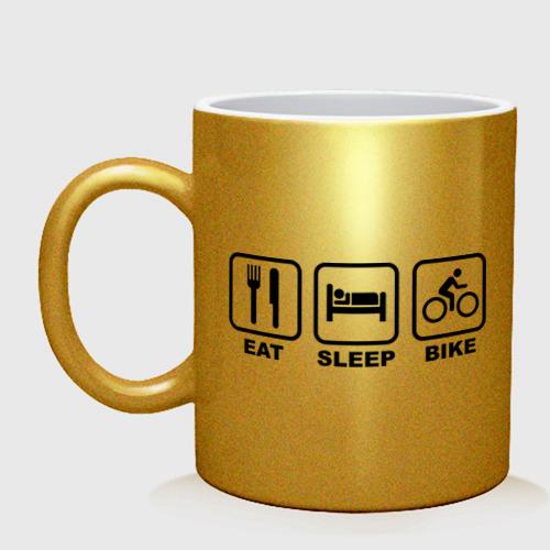 Eat Sleep Bike (еда, сон, велосипед)