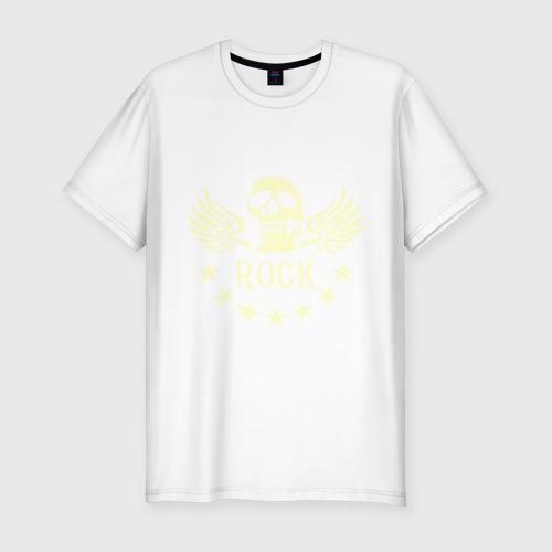 Мужская футболка премиум  Фото 01, Rock (Рок)