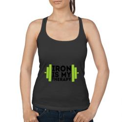 Железо-это моя терапия