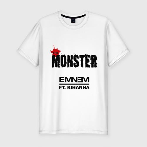Мужская футболка премиум  Фото 01, The Monster
