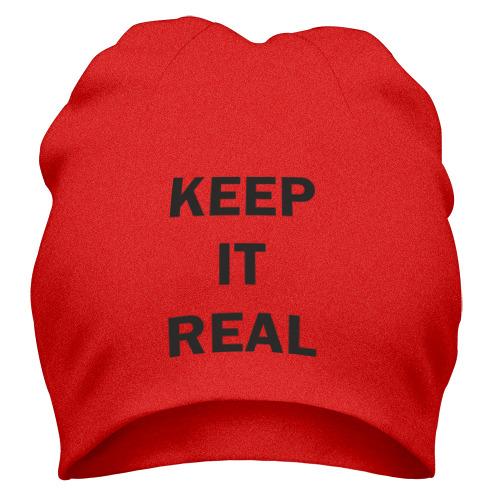 Шапка  Фото 01, Keep It Real