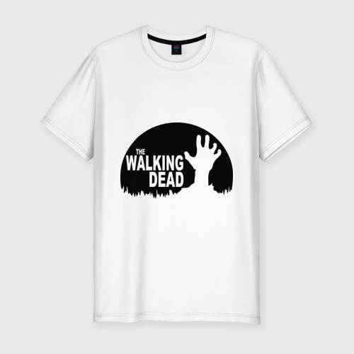 Мужская футболка премиум  Фото 01, The Walking Dead