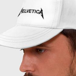 Helvetica Metallica