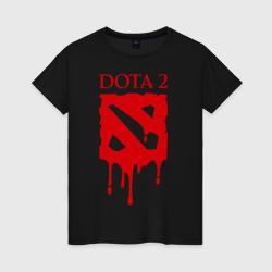 Кровавая Dota 2