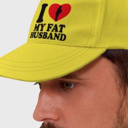 Люблю своего толстого мужа