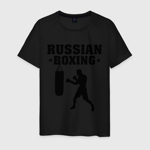 Мужская футболка Russian Boxing (Русский бокс)