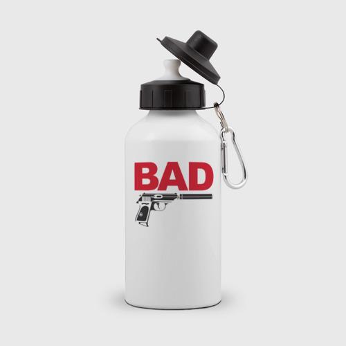 Бутылка спортивная Bad boy (плохой парень)