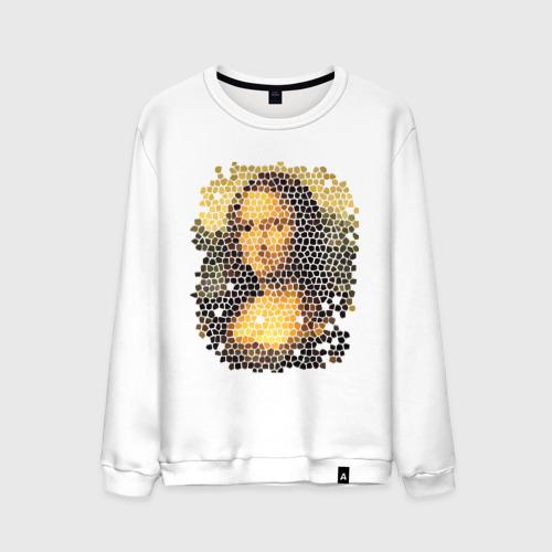 Мужской свитшот хлопок  Фото 01, Mona Lisa
