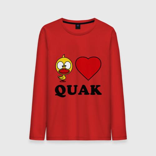 Duck like quack (утка любит кря-кря)