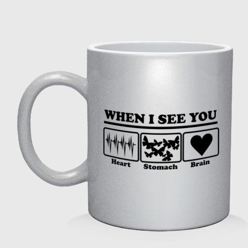 Когда я вижу тебя