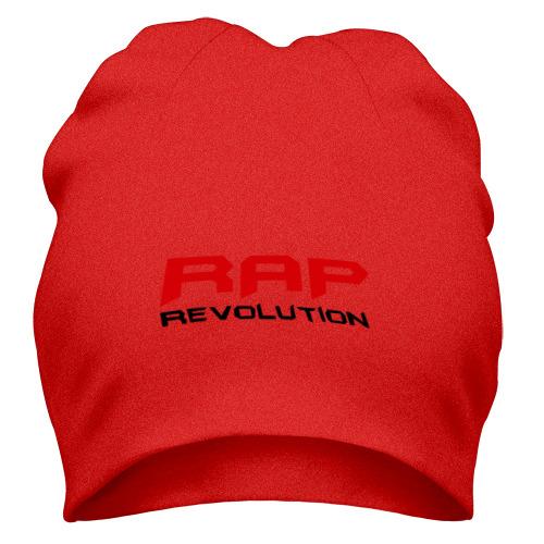Шапка  Фото 01, Rap revolution