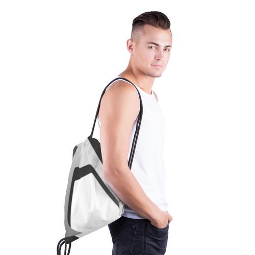 Рюкзак-мешок 3D  Фото 02, Офисный ассассин