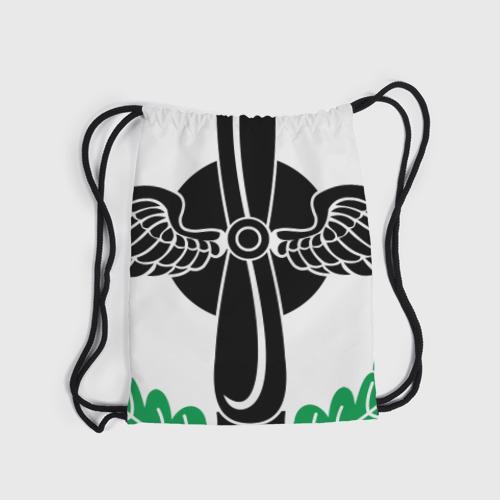 Рюкзак-мешок 3D  Фото 03, Символ военно-воздушных сил