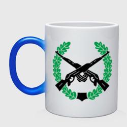 Символ мотострелковых войск