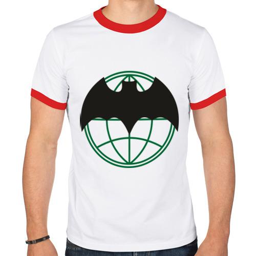 Мужская футболка рингер  Фото 01, Символ разведки