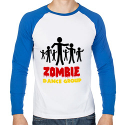 Zombie dance group