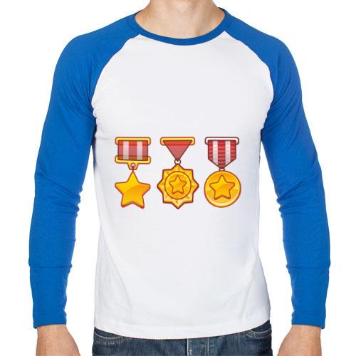 Ордена на груди