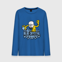 Breaking bad blue crystal