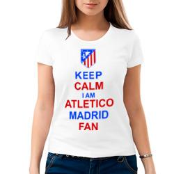 keep calm i am Atletico Madrid fan ( Атлетико )