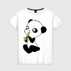 Пандочка и бамбук