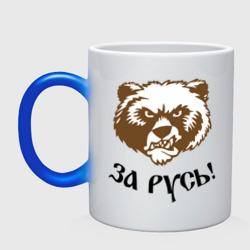 ЗА РУСЬ! медведь