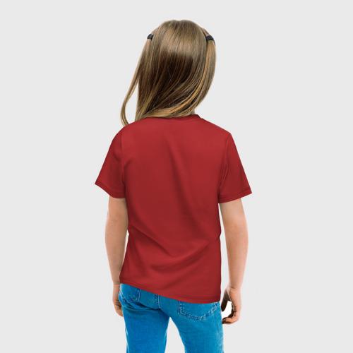 Детская футболка хлопок Всеми горячо любимая Настенька Фото 01