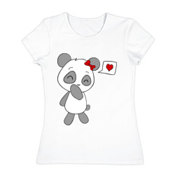 Панда девочка(парная).