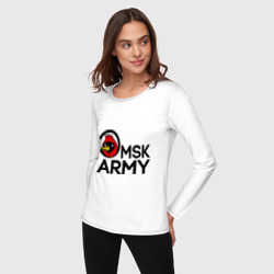 Omsk army