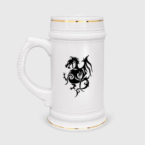 Геральдический дракон