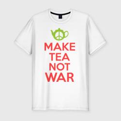 Make tea not war