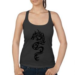 Татуировка - дракон