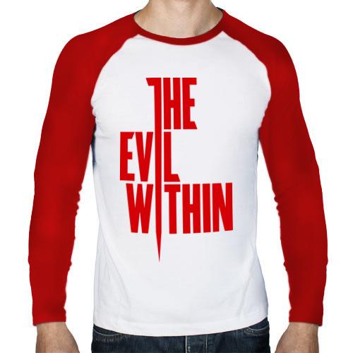 Мужской лонгслив реглан  Фото 01, The Evil Within