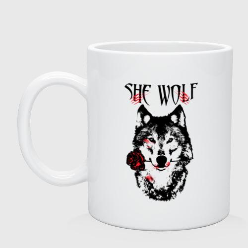 Модный дизайн - Настоящая Волчица