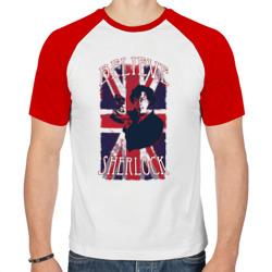 Шерлок Холмс Английский Флаг