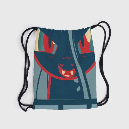 Рюкзак-мешок 3D  Фото 04, Fluttershy feed