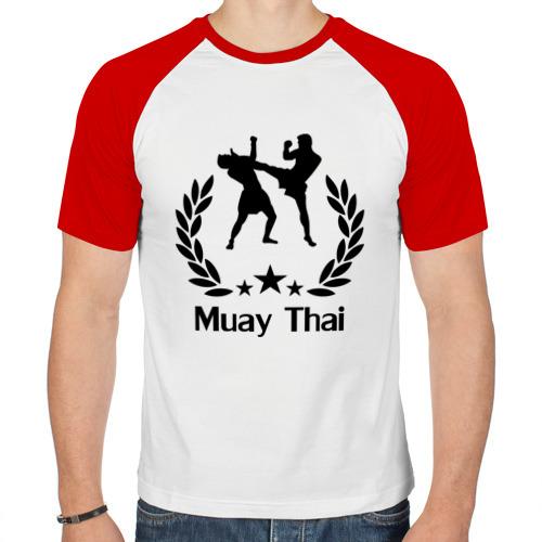 Мужская футболка реглан  Фото 01, Muay Thai (Тайский бокс)